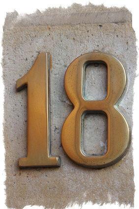 Число 18: толкование по цифрам и сумме, влияние даты рождения