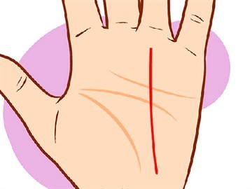 Линия солнца на руке: значение в хиромантии