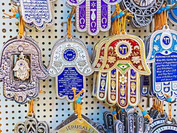 Рука Фатимы или Хамса: мощный амулет и его значение
