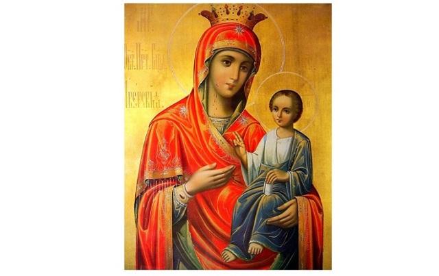 Иверская икона Божьей Матери: чудеса и правила молитвы