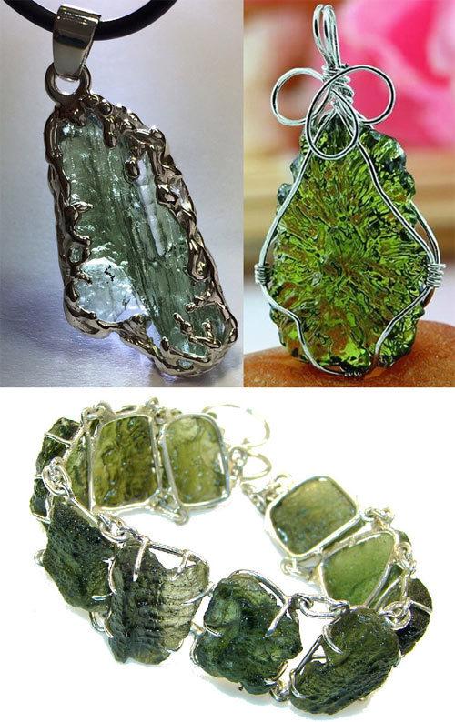 Свойства камня влтавин (молдавит): целебные, магические, совместимость