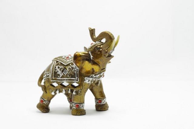 Слон - символ благосостояния: положение хобота, как активировать, какое значение несет