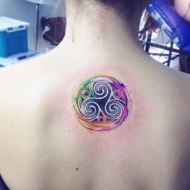 Кельтские узоры: описание, значение символов, популярные татуировки