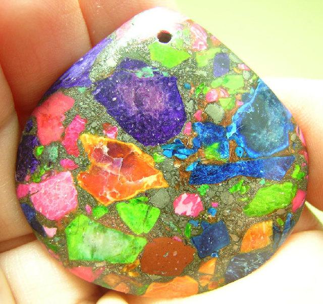 Варисцит: свойства камня, магическое и лечебное воздействие на человека
