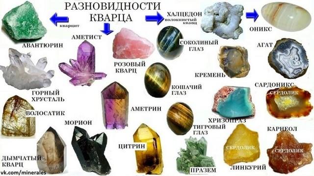 Свойства камня кварц: лечебные, магические, кому подходит по Зодиаку