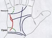 Линия интуиции на руке: значение и расшифровка