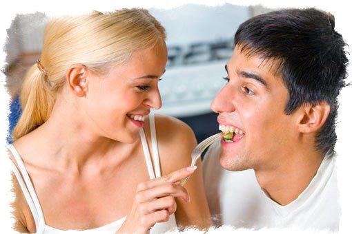 Приворот на еду: сильный заговор на питье для любви мужчины