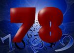 Число 78: нумерологическое толкование, мистическое влияние на судьбу