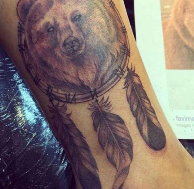 Ловец снов, татуировка: значение для мужчин и женщин, куда наносить