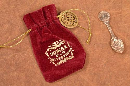 Ложка - загребушка: маленький талисман для больших денег