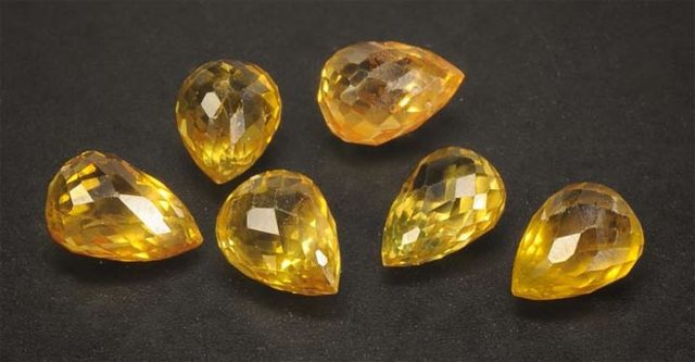 Свойства желтого сапфира: целебные и магические, уход за камнем