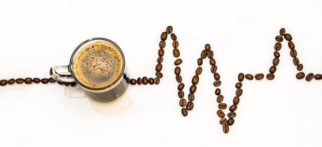 Подкова из кофейных зерен – амулет энергии и удачи