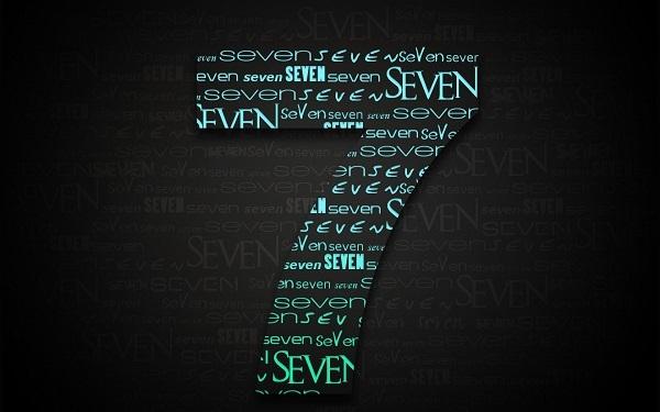 Число 7: что означает в нумерологии и религии, влияние на судьбу