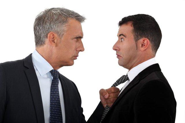 Заговор на начальника - как умилостивить шефа
