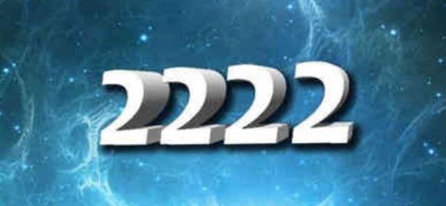 Число 22: толкование, характеристики личности, послания ангелов