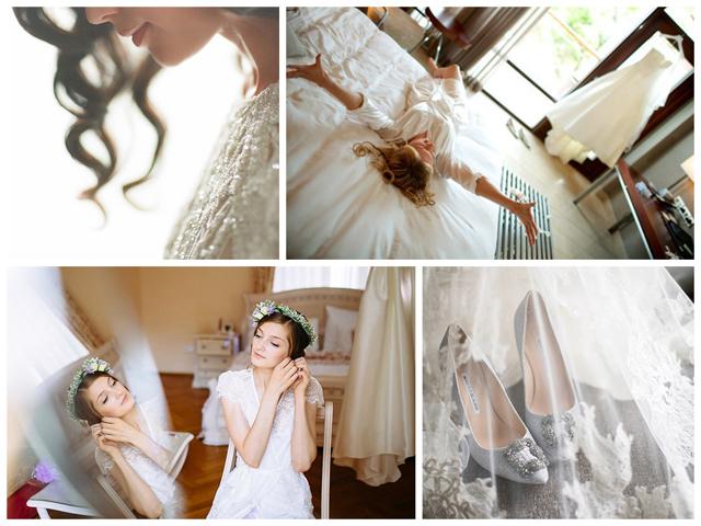 Приметы про свадебное платье: чужое для незамужней