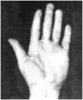 Холм Луны на руке: значение и описание знаков