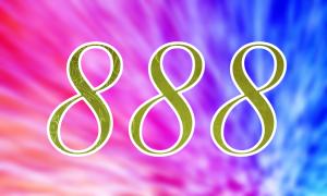 Число 888: толкование по цифрам и сумме, влияние на судьбу и характер