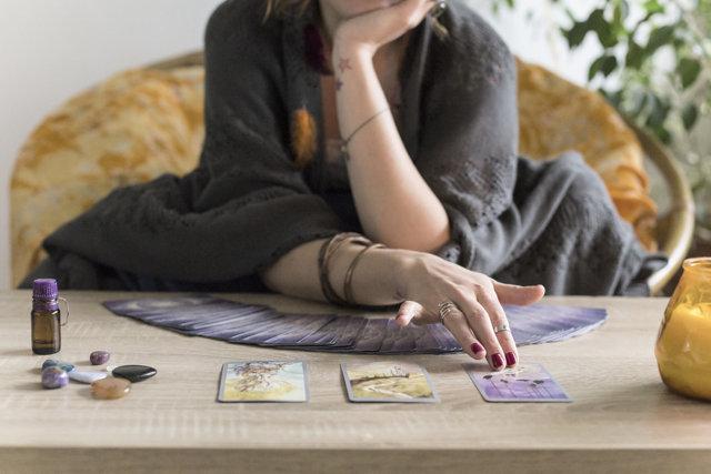 Карты Таро своими руками: особая энергетика колоды